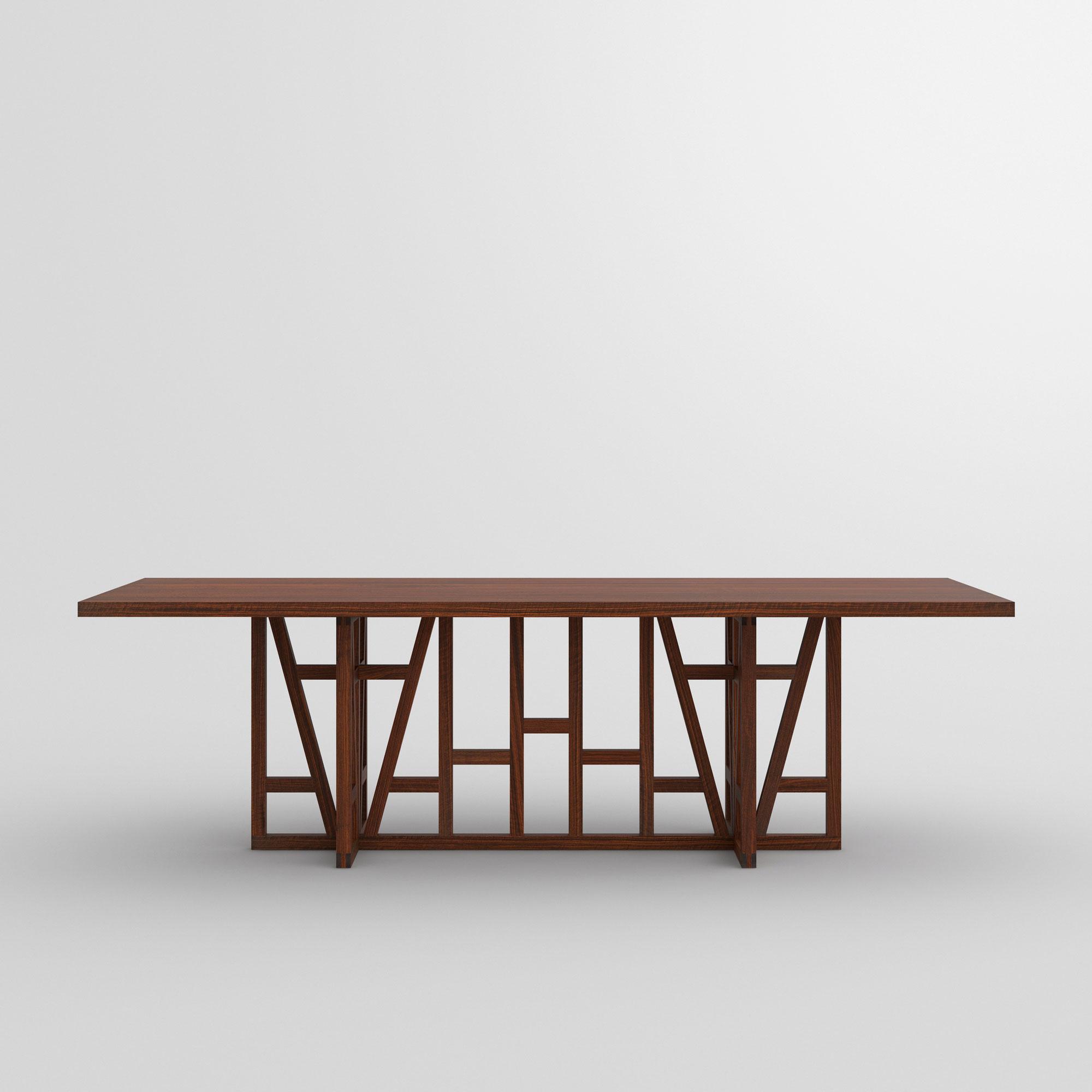 Designer Solid Wood Table FACHWERK - vitamin design | MODUM